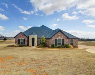 8318 Shadow Lake Drive, Blanchard, OK 73010 (MLS #761538) :: Richard Jennings Real Estate, LLC