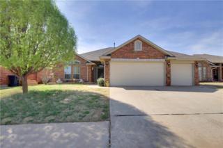 9409 Crooked Creek Lane, Moore, OK 73160 (MLS #763518) :: Richard Jennings Real Estate, LLC