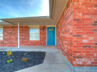 720 N Markwell Avenue, Moore, OK 73160 (MLS #764099) :: Richard Jennings Real Estate, LLC