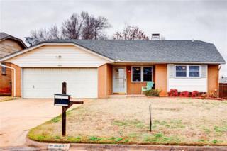 1005 NW 23rd Street, Moore, OK 73160 (MLS #765079) :: Richard Jennings Real Estate, LLC