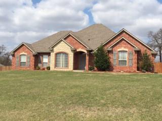 3265 Staghorn Drive, Blanchard, OK 73010 (MLS #764998) :: Richard Jennings Real Estate, LLC