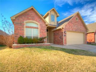 15505 Creek View Drive, Edmond, OK 73013 (MLS #760560) :: Richard Jennings Real Estate, LLC