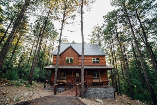 95 Hickory Nut Trail, Broken Bow, OK 74728 (MLS #801194) :: Wyatt Poindexter Group