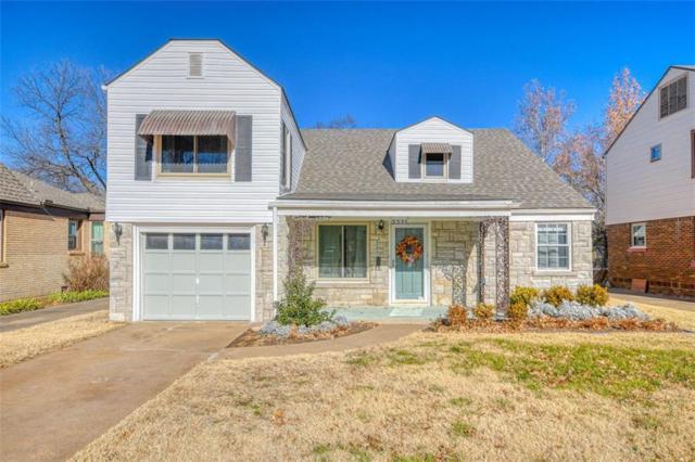 3321 NW 20th Street, Oklahoma City, OK 73107 (MLS #846893) :: Denver Kitch Real Estate