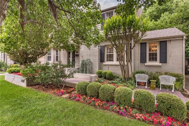 615 NW 39th Street, Oklahoma City, OK 73118 (MLS #870244) :: Homestead & Co
