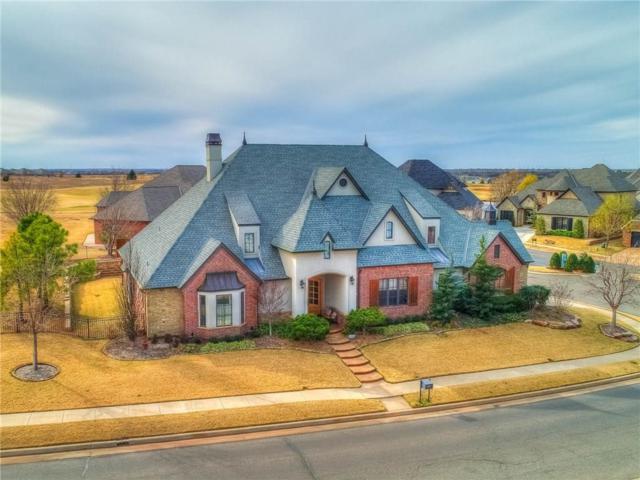 16701 Little Leaf Lane, Edmond, OK 73012 (MLS #800274) :: Homestead & Co