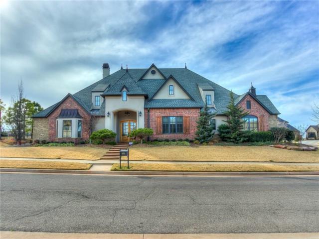 16701 Little Leaf Lane, Edmond, OK 73012 (MLS #800274) :: UB Home Team