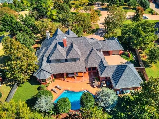 18717 Wolf Creek Drive, Edmond, OK 73012 (MLS #900834) :: Keri Gray Homes