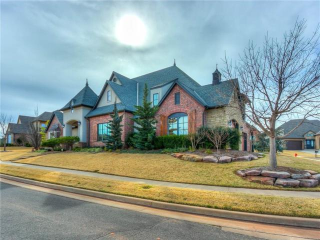 16701 Little Leaf Lane, Edmond, OK 73012 (MLS #800274) :: Meraki Real Estate