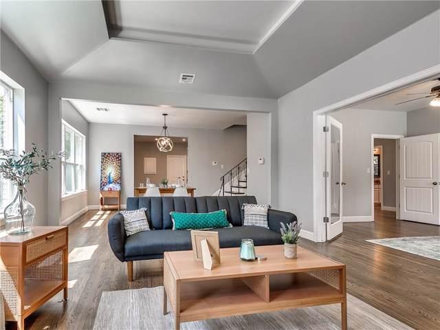 2045 NW 22nd Street, Oklahoma City, OK 73106 (MLS #875337) :: Homestead & Co