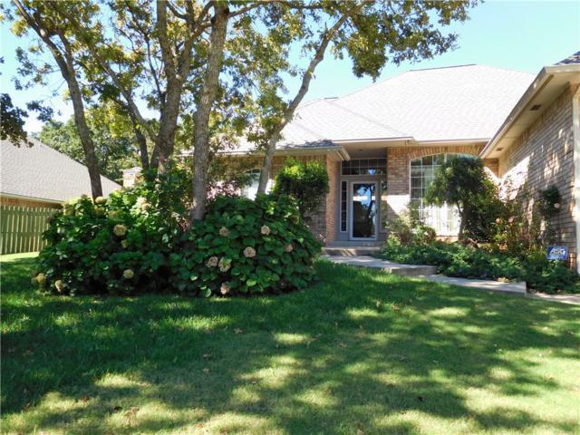 2717 Asheforde Oaks, Edmond, OK 73034 (MLS #747147) :: Homestead & Co