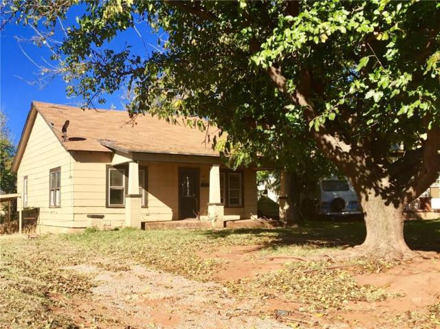 407 N 5th, Sayre, OK 73662 (MLS #752009) :: Wyatt Poindexter Group