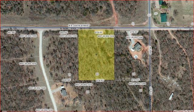 19936 N Coffee Creek, Luther, OK 73054 (MLS #753239) :: Wyatt Poindexter Group