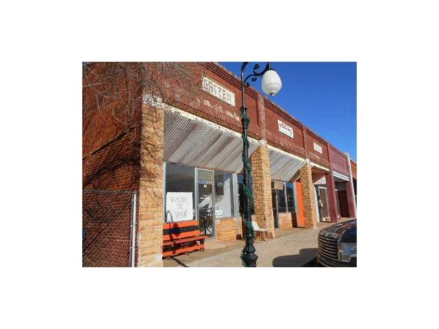 310 E 2nd Street, Wellston, OK 74881 (MLS #755209) :: Homestead & Co