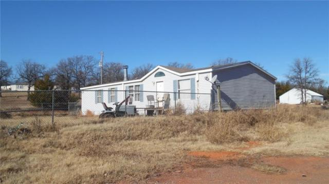332246 E Hidden Canyon, Wellston, OK 74881 (MLS #755392) :: Wyatt Poindexter Group