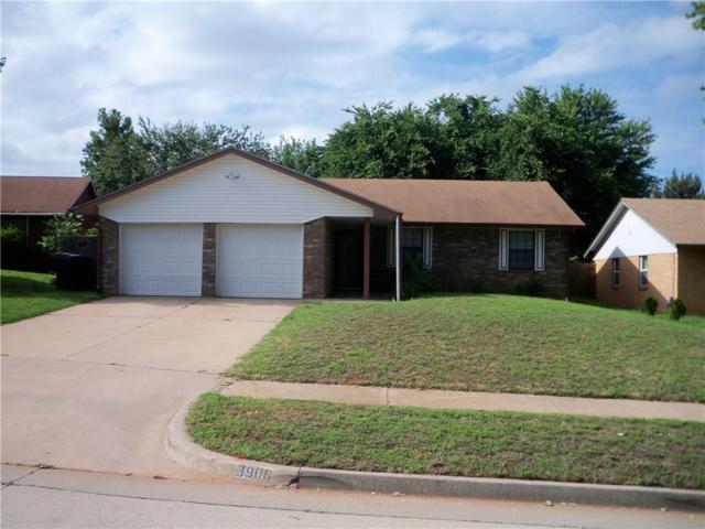 3908 Hiddleston Circle, Oklahoma City, OK 73135 (MLS #756285) :: Wyatt Poindexter Group