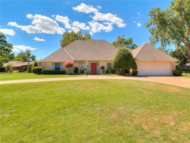 3001 Huntleigh Drive, Oklahoma City, OK 73120 (MLS #756801) :: Erhardt Group at Keller Williams Mulinix OKC