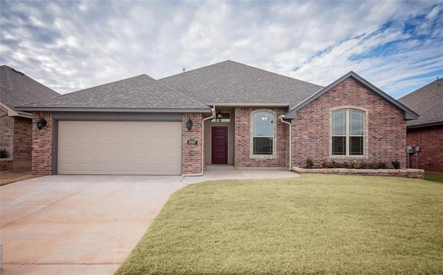 15917 Burkett Circle, Edmond, OK 73013 (MLS #756975) :: Richard Jennings Real Estate, LLC