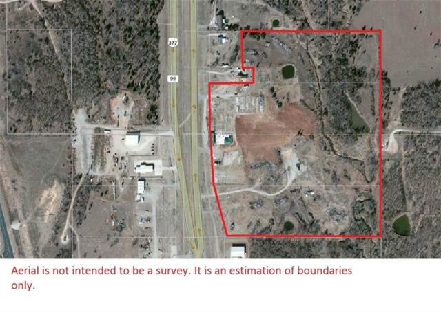 11970 N Highway 99, Seminole, OK 74868 (MLS #757175) :: Erhardt Group at Keller Williams Mulinix OKC