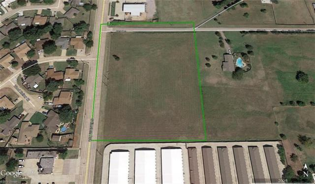 1700 S Eastern Avenue, Moore, OK 73160 (MLS #758028) :: Erhardt Group at Keller Williams Mulinix OKC