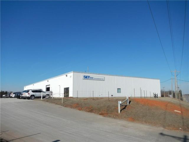 1100 N Hwy 77, Noble, OK 73068 (MLS #758210) :: Homestead & Co