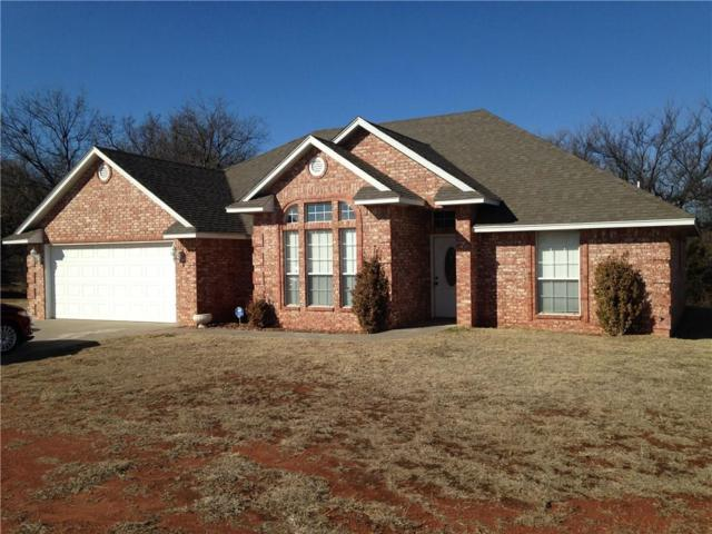 3015 Pelican Way, Blanchard, OK 73010 (MLS #760109) :: Richard Jennings Real Estate, LLC