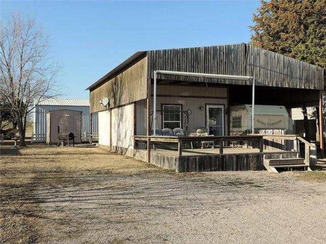 100 Cedar North Road, Sulphur, OK 73086 (MLS #760336) :: Erhardt Group at Keller Williams Mulinix OKC