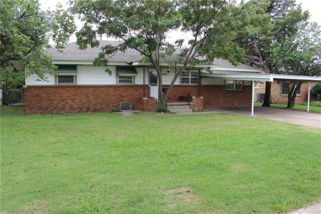 1120 W Robinson, Norman, OK 73069 (MLS #760643) :: Wyatt Poindexter Group