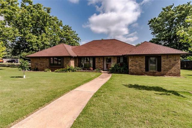 501 Ridge Road, Edmond, OK 73034 (MLS #760931) :: Richard Jennings Real Estate, LLC