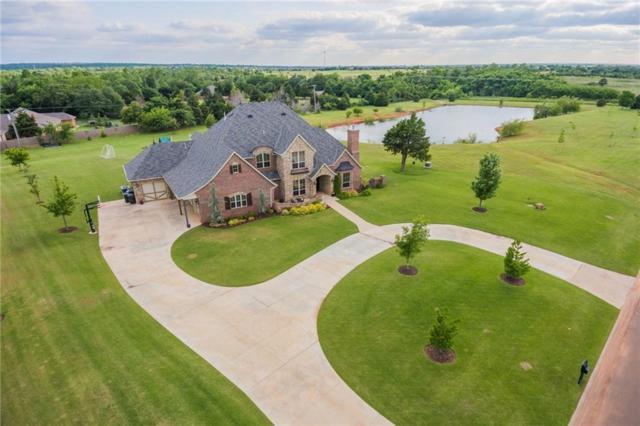 2444 La Belle Rue, Edmond, OK 73034 (MLS #760960) :: Richard Jennings Real Estate, LLC