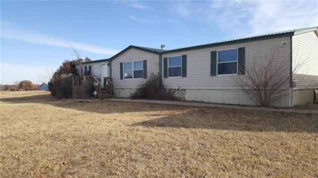 8806 Jade, Blanchard, OK 73010 (MLS #761744) :: Richard Jennings Real Estate, LLC