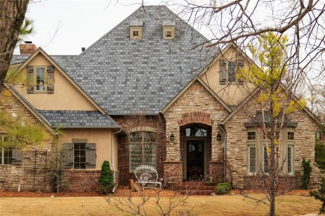 1901 Cobblestone Court, Edmond, OK 73034 (MLS #761810) :: Wyatt Poindexter Group