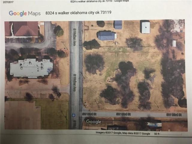 8324 S Walker, Oklahoma City, OK 73139 (MLS #762185) :: Erhardt Group at Keller Williams Mulinix OKC