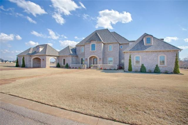 4446 Blackthorn Drive, Edmond, OK 73012 (MLS #762418) :: UB Home Team