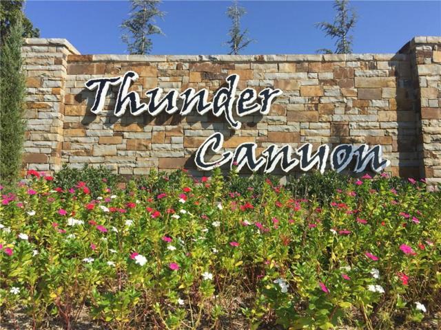 7325 Thunder Canyon Avenue, Edmond, OK 73034 (MLS #762446) :: Wyatt Poindexter Group