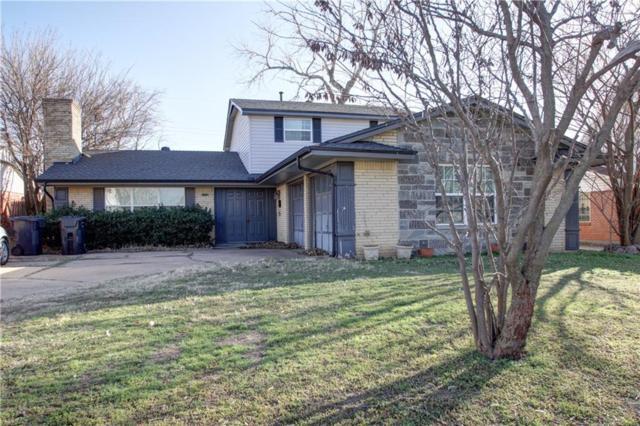 1112 NW 105th St. Street, Oklahoma City, OK 73114 (MLS #762448) :: KING Real Estate Group