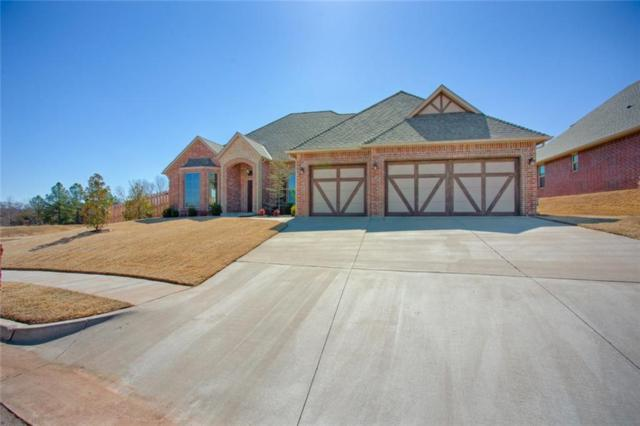 5932 Regis Court, Edmond, OK 73034 (MLS #762889) :: Richard Jennings Real Estate, LLC