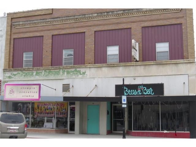 6 W Main Street, Shawnee, OK 74801 (MLS #763094) :: Erhardt Group at Keller Williams Mulinix OKC