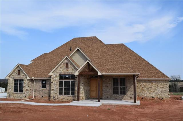 570 Camryn Lane, Guthrie, OK 73044 (MLS #763558) :: Homestead + Co