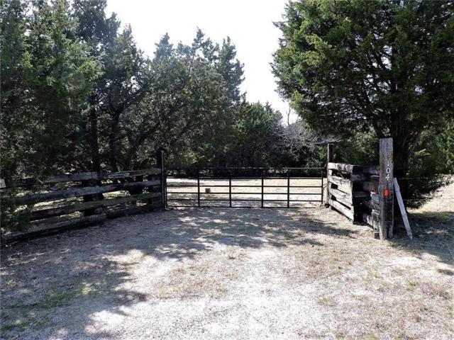 2104 Cedar Blue Road, Sulphur, OK 73086 (MLS #764462) :: Wyatt Poindexter Group