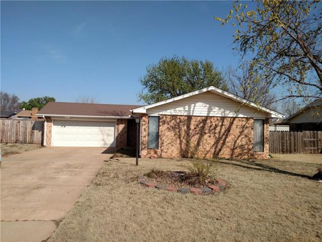218 N Eastern Avenue, Elk City, OK 73644 (MLS #765267) :: Wyatt Poindexter Group