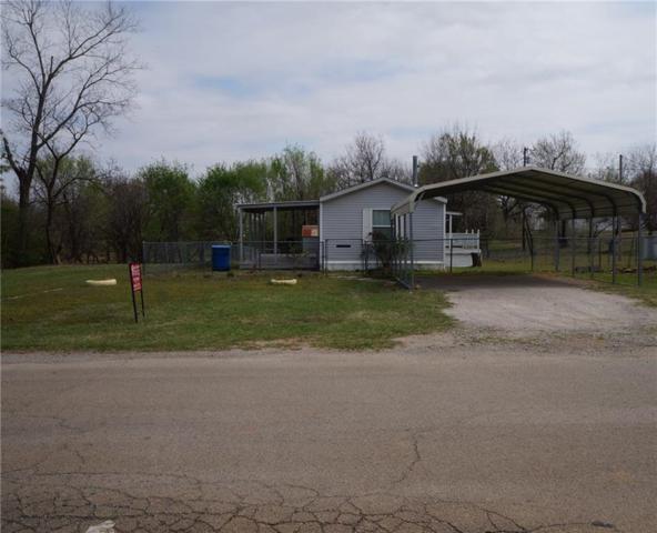 822 N Cleason, Davenport, OK 74026 (MLS #765441) :: Wyatt Poindexter Group