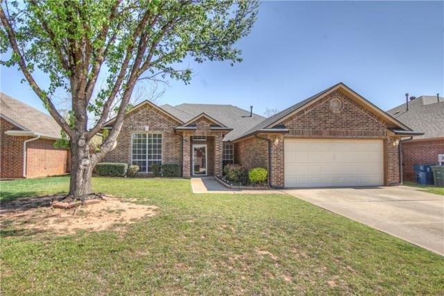 1712 Craig, Edmond, OK 73003 (MLS #765538) :: Barry Hurley Real Estate