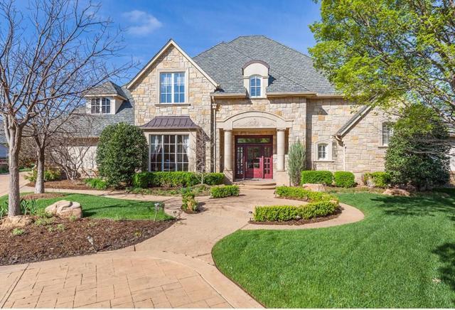 14901 Laurin Lane, Oklahoma City, OK 73142 (MLS #765604) :: Wyatt Poindexter Group