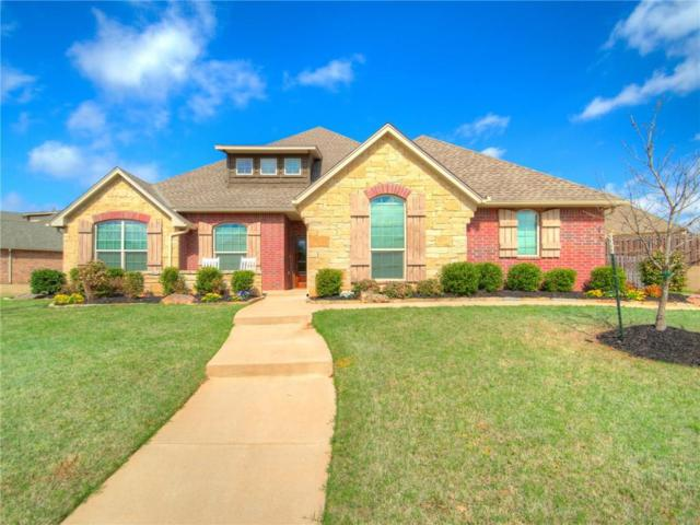 2909 Hardwick Road, Edmond, OK 73034 (MLS #765707) :: Richard Jennings Real Estate, LLC