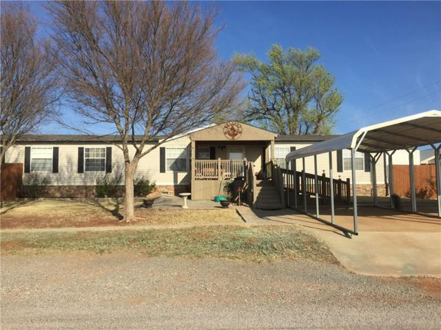 409 S Ninth Street, Cheyenne, OK 73628 (MLS #765870) :: Wyatt Poindexter Group