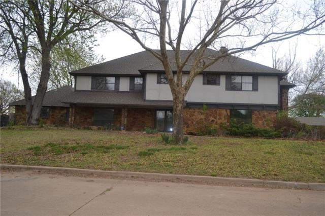 816 Wilshire Terr., Anadarko, OK 73005 (MLS #766173) :: Barry Hurley Real Estate
