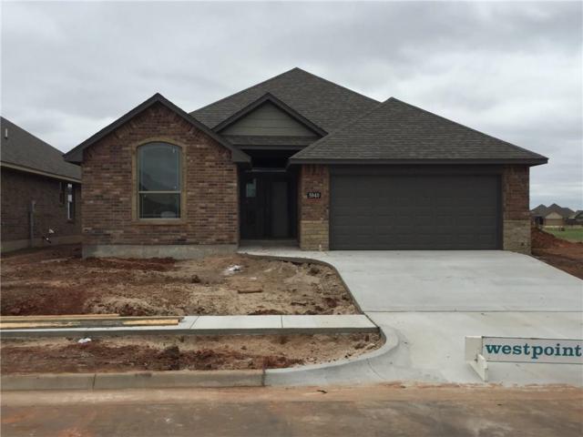 5940 NW 159th Street, Edmond, OK 73013 (MLS #766318) :: Richard Jennings Real Estate, LLC