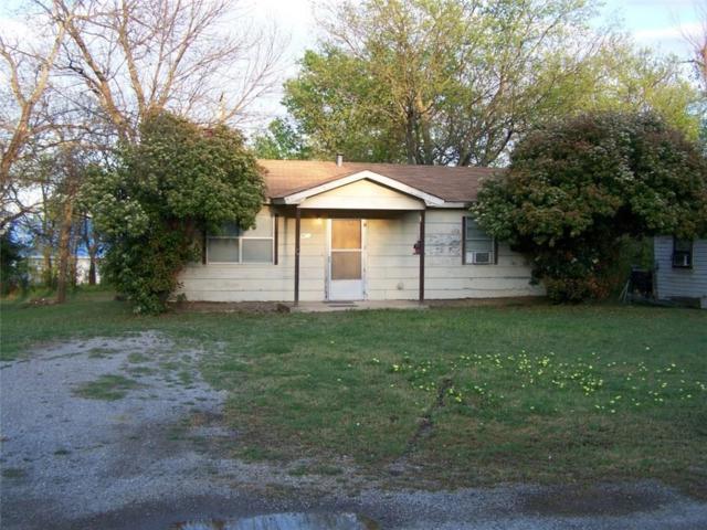 408 S Montie, Pauls Valley, OK 73075 (MLS #766599) :: Wyatt Poindexter Group