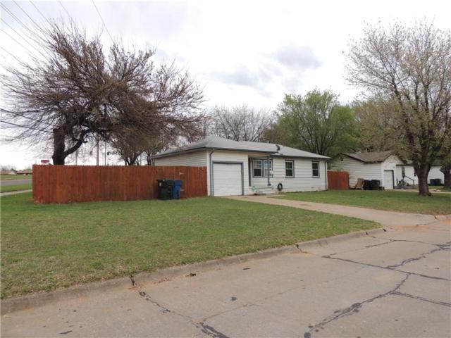 4024 Crabtree, Midwest City, OK 73110 (MLS #766757) :: Richard Jennings Real Estate, LLC